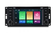 Carmedia MKD-J613-P4N Головное устройство для Jeep /Chrysler / Dodge 2007+ Android