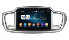 Carmedia KD-1074-P5 Головное устройство с DSP для KIA Sorento Prime 2015+ на Android
