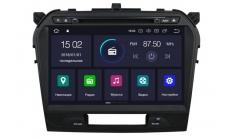 Carmedia KD-1100-P5 Головное устройство с DSP для Suzuki Vitara (2015+) на Android