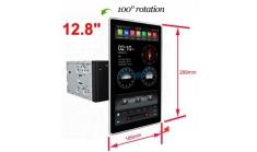Carmedia KD-12501-4G Головное устройство с DSP 2 din universal на Android