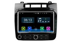 Carmedia KD-8009-P5-4G Головное устройство с DSP для Volkswagen Touareg (2011-14) на Android