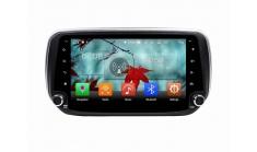 Carmedia KD-9401-P6 Головное устройство с DSP для Hyundai Santa Fe 2019+ на Android
