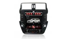 CARMEDIA SP-12104-S9 Головное устройство для Toyota Prado 150 (2013-16) на Android (Tesla)