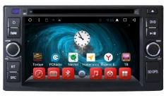 Carmedia KR-6211-T8 Головное устройство для KIA Universal на Android