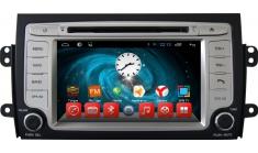 Carmedia QR-7023 Головное устройство дла Suzuki SX4 2006+ classic на Android 6.0.1