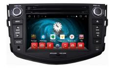 Carmedia KR-7037-T8 Головное устройство дла Toyota RAV-4 (2006-11) на Android