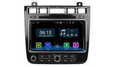 Carmedia KD-8122-P5-4G Головное устройство с DSP для Volkswagen Touareg (2015+) на Android