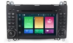 Carmedia MKD-M787-P6N Головное устройство для Mercedes Benz, Vito, Viano, Spriner, Crafter Androidt
