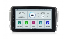 Carmedia MKD-M807-P6-8 Головное устройство с DSP для Mercedes Benz, Vito, Viano, C-classe, G-classe, CLK Android