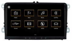 Carmedia MIB4-885-PQ Головное устройство с DSP для Volkswagen, Skoda на Android