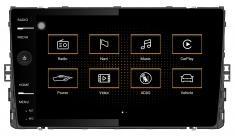 Carmedia MIB4-928-MQB Головное устройство с DSP для Volkswagen 2016+ на Android