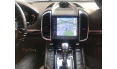 Carmedia MRW-8400 штатная магнитола для Porsche  Cayenne (2010-15) Android