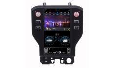 Carmedia ZF-1103-DSP Головное устройство для Ford Mustang на Android (Tesla)