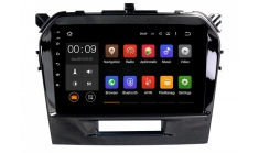Carmedia NM-095-MTK Штатное головное устройство с DSP для Suzuki Vitara 2 (2015+) на Android