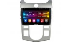 Carmedia OL-9702-P5-64 Головное устройство для KIA Cerato 2008-13 (Климат) на Android