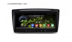 Carmedia DADZ-1717 Головное устройство для Skoda Octavia A5, Yeti на Android
