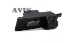 CCD штатная камера заднего вида для RENAULT SCENIC III (2009-...)