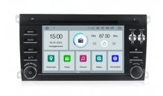 Carmedia MKD-P797-P6 Головное устройство с DSP для Porsche Cayenne (2002-2010) Android
