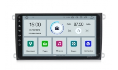Carmedia MKD-P995-P6 Головное устройство с DSP для Porsche Cayenne (2002-2010) Android