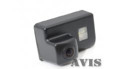 S-CMOS штатная камера заднего вида для PEUGEOUT 206 / 207 / 307 SEDAN / 407