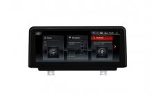 Carmedia XN-B1102-Q6 Штатная магнитола для BMW 1 Series F20/F21 (2011-16) 2 F23 (2013-16) NBT на Android