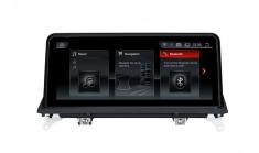Parafar (PF8225i) Штатная магнитола для BMW X5 X6 E70 E71 2011-13 CIC на Android