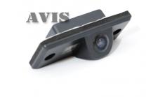 CCD штатная камера заднего вида для SKODA FABIA II (2008-...) / YETI
