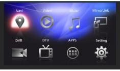 Radiola RDL-LEX-RX old Навигационный блок для Lexus RX 2010-2014 на системе Android