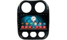 Головное устройство Jeep Compass на Android 6.0.1 CARMEDIA QR-1086