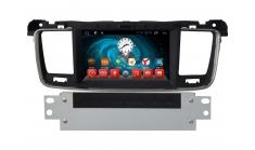 Carmedia KR-7068-T8 Головное устройство Peugeot 508 на Android