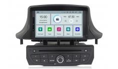 Carmedia MKD-R709-P6 Головное устройство с DSP для Renault Megane 2009+, Fluence 2010+ на Android