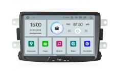 Carmedia MKD-R831-P5 Головное устройство с DSP для Renault Duster, Sandero, Logan, Lada X-Ray Android