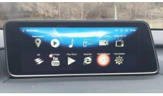 Radiola RDL-LEX-RX Штатная магнитола для Lexus RX 2020+ на Android