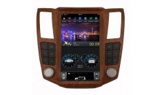 Carmedia ZF-1278W-DSP Головное устройство для Lexus RX-350 на Android (Tesla)