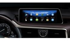 Radiola RDL-LEX-RX Навигационный блоки монитор для Lexus RX на системе Android с 2015-18