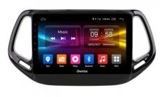 Carmedia OL-1255-2D-S9 Головное устройство для Jeep Compass 2016+ на Android