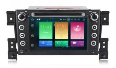 Carmedia MKD-S768-P6N Головное устройство с DSP для Suzuki Grand Vitara на Android
