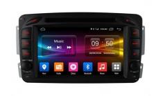 Carmedia OL-8948-S9 Головное устройство с DSP для Mercedes-Benz C-класс W203, G-класс W463 на Android