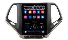 Carmedia OL-9256-9 Головное устройство для Jeep Cherokee 2014+ на Android (Tesla)