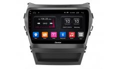 Carmedia OL-9703-2D-P6 Головное устройство с DSP для Hyundai Santa Fe (2012-17) на Android