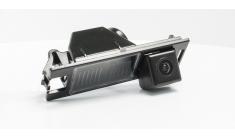 CCD штатная камера заднего вида с системой интелектуальной парковки для KIA Ceed 3 Hatchback 2012+