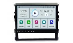Carmedia MKD-T125-P6-8 Головное устройство с DSP для Toyota Land Cruiser 200 (2015+) Elegance на Android
