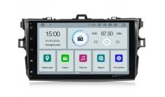 Carmedia MKD-T945-P6 Головное устройство с DSP для Toyota Corolla 2006-13 на Android