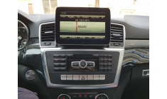 Carmedia XN-M9001 Штатная  магнитола для Mercedes ML W166, GL X166 (2012-15) Android