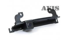 S-CMOS штатная камера заднего вида для NISSAN TIIDA HATCHBACK (интегрированная с ручкой багажника)