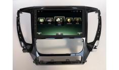 Carmedia U9-6382-T8 Головное устройство для Mitsubishi Pajero Sport, L200 (2017+) на Android