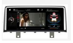 Carmedia UB-6502 Штатная магнитола для BMW3, BMW 4 на Android
