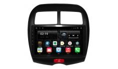 Carmedia UG-1046 Головное устройство Mitsubishi ASX, Citroën C4 AirCross, Peugeot 4008 на Android 7.1.2