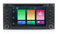 Carmedia MKD-V730-P5 Головное устройство с DSP для Volkswagen Touareg, Multivan на Android