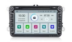 Carmedia MKD-8019-P30-8 Головное устройство с DSP для Volkswagen, Skoda на Android